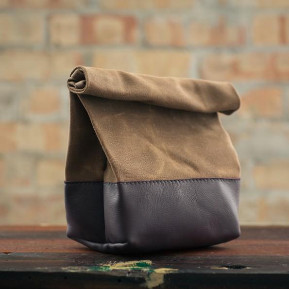 Brush Brown Bag - Mercy Supply, Michigan