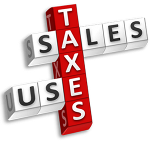 Sales and Use Tax blocks