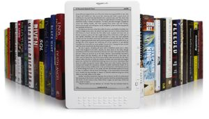 http://techcrunch.com/2009/05/06/amazon-kindle-dx-97-inch-screen-and-489/