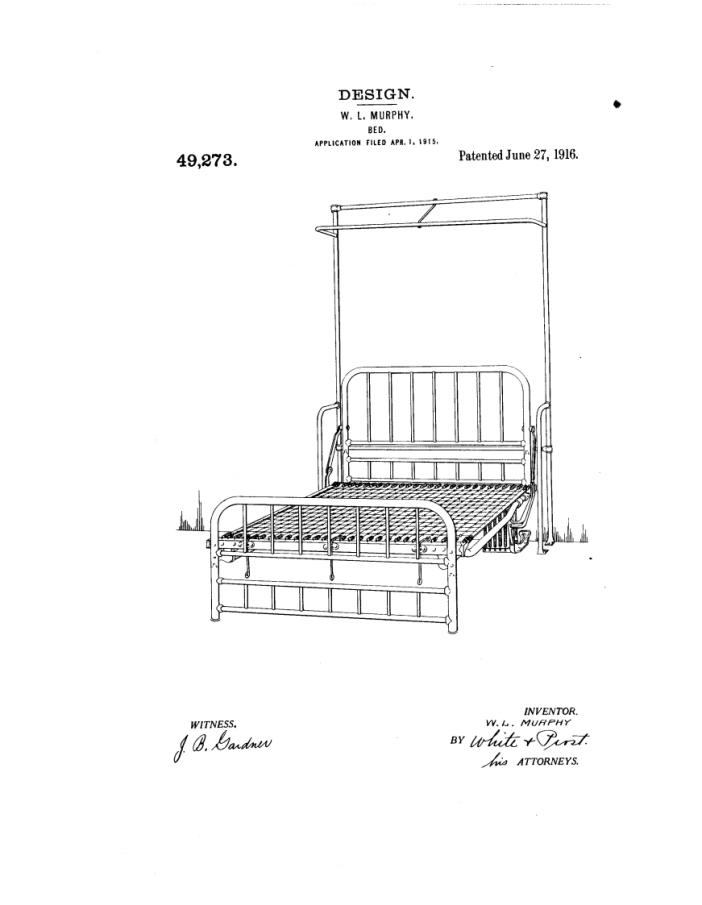 William Murphy Bed